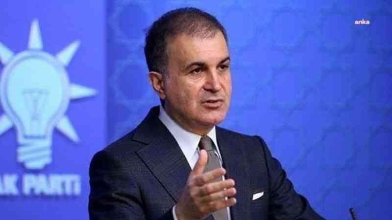 """AK Parti Sözcüsü Çelik: """"Fiili güç olan Taliban'la temaslarımızı sürdürüyoruz"""""""
