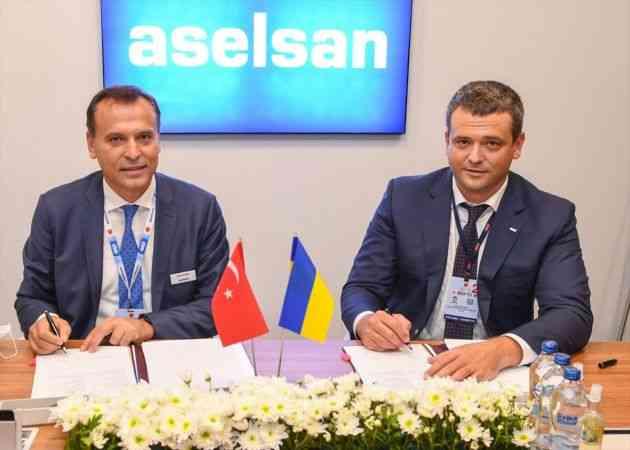 Türkiye ve Ukrayna savunma alanında yeni anlaşma imzaladı
