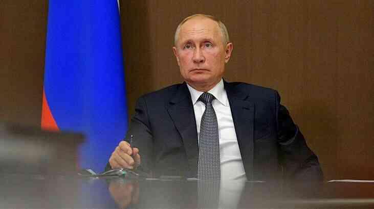 """Putin: """"ABD'nin Afganistan'dan çekilmesinin ardından insani felaket yaşandı"""""""