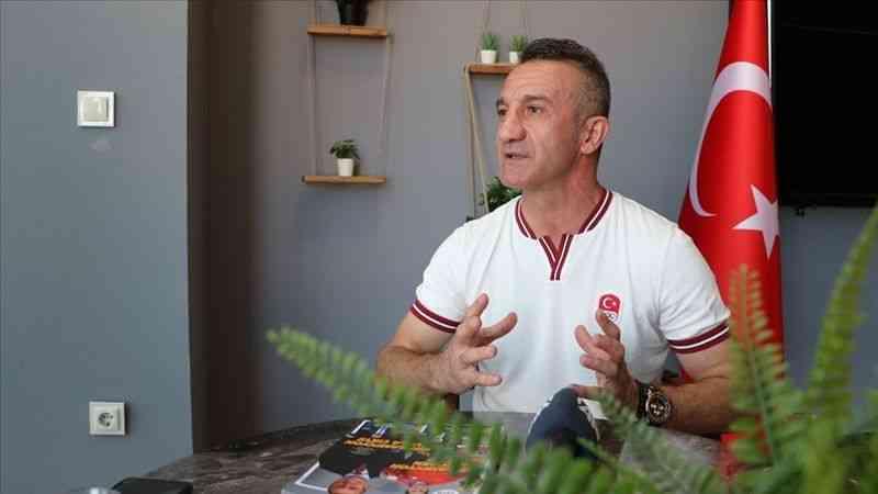 """Busenaz Sürmeneli'nin antrenörü Cahit Süme: """"Trabzonspor'da mutluyuz"""""""