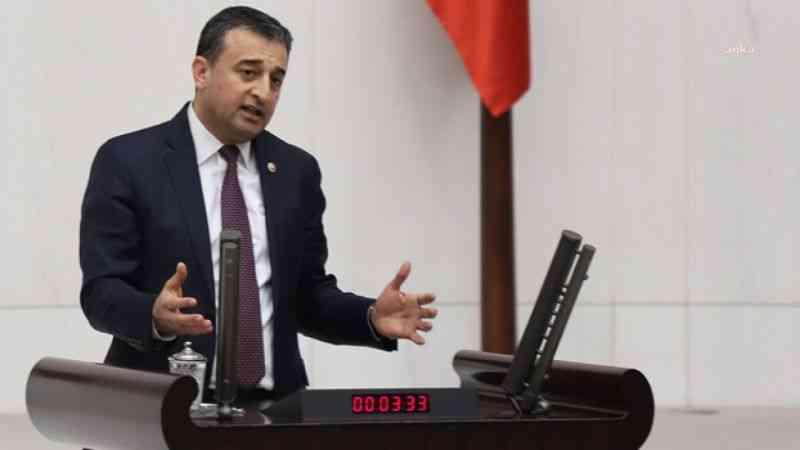 """CHP'li Bulut: """"4 milyon 274 bin KOBİ'nin bankaya borcu var"""""""