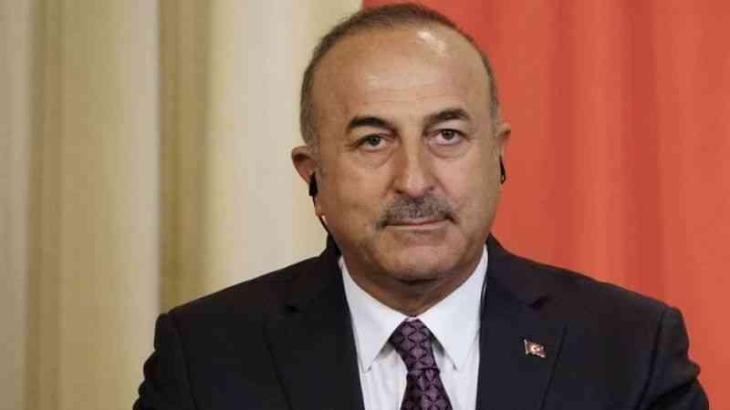 """Bakan Çavuşoğlu: """"Güvenliği bir güvenlik şirketi ya da bir veya iki devlet sağlamalı"""""""