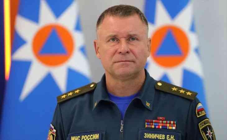 Rusya Acil Durumlar Bakanı Ziniçev, tatbikat esnasında hayatını kaybetti