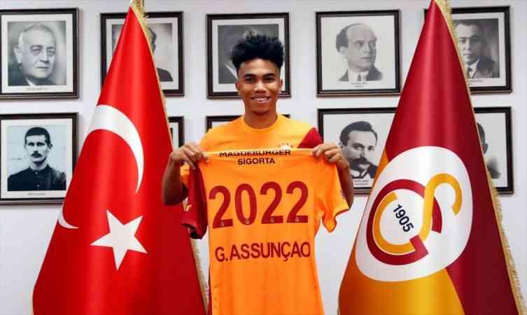 Galatasaray, Gustavo Assunçao'yu kiraladı