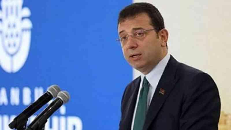 İmamoğlu'ndan Cumhurbaşkanı adaylığı açıklaması