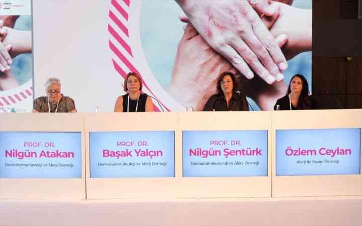 """Türkiye'de ilk kez yapılan """"atopik dermatit"""" araştırmasının sonuçları paylaşıldı"""