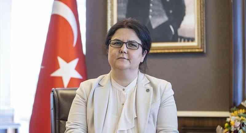"""Aile ve Sosyal Hizmetler Bakanı Yanık: """"Eylül ayı için 170 milyon lira SED ödemesi yapacağız"""""""