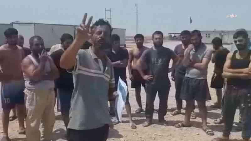 CHP'li Gök, Bakan Çavuşoğlu'na, Irak'ta mahsur kalan 28 Türk işçinin akıbetini sordu