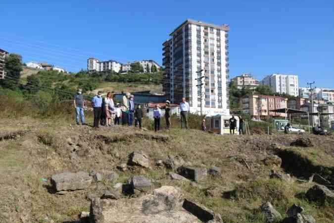 Zonguldak'taki Acheron Vadisi'nde arkeolojik kazı çalışmaları başladı