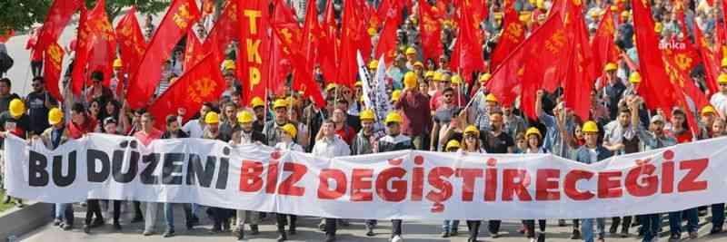 Türkiye Komünist Partisi'nden 101. yaş açıklaması