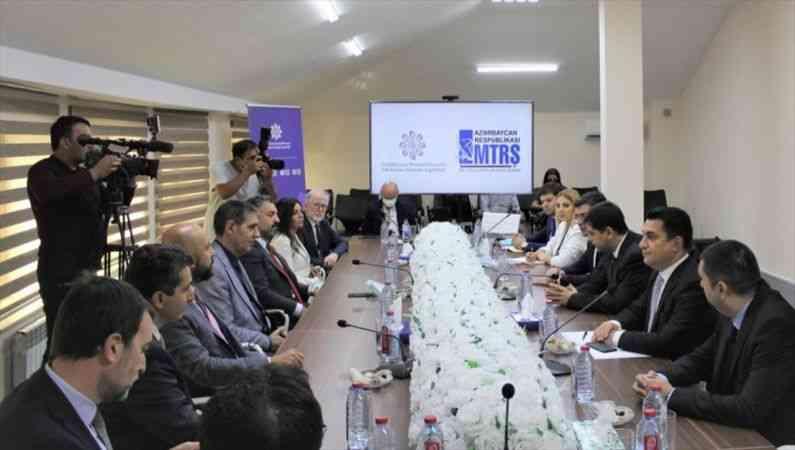 RTÜK ile Azerbaycan Milli Televizyon ve Radyo Şurası mevcut ilişkileri daha da geliştirecek