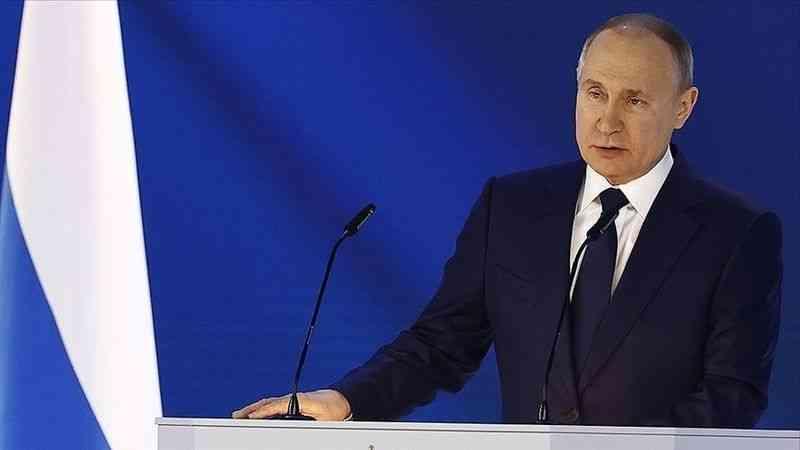 """Putin, Rusya ve Belarus'un """"Birlik Devleti programı"""" üzerinde anlaştığını açıkladı"""