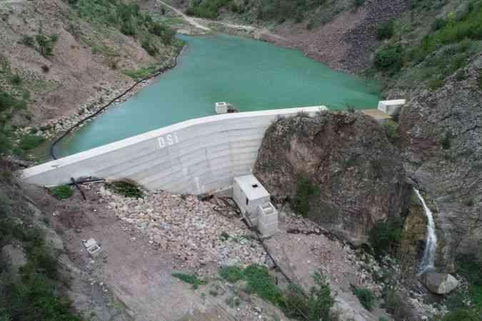DSİ Genel Müdürü Yıldız, iki barajda su tutma ve depolama işlemlerinin başladığını duyurdu
