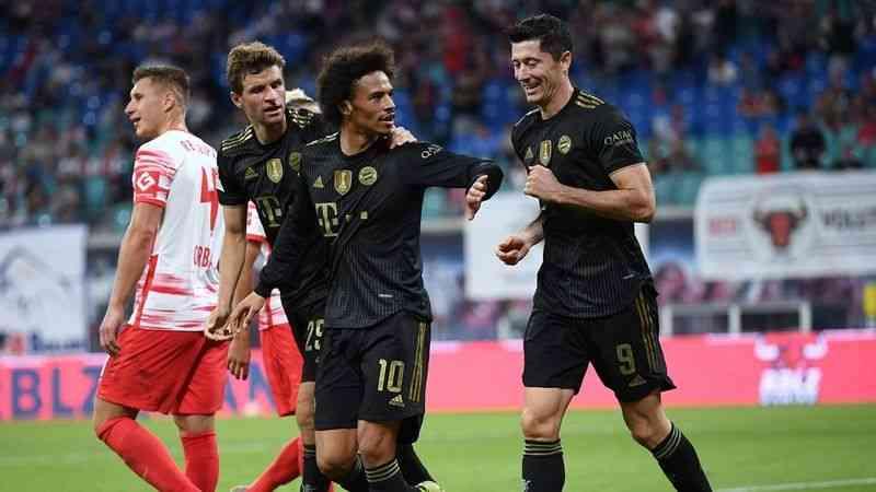 Bayern Münih, Leipzig'i 4-1 mağlup etti