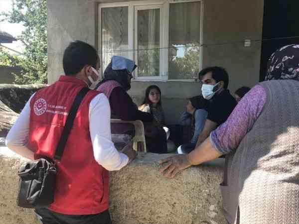 Pençe-Şimşek operasyon bölgesinde şehit olan askerin Konya'daki ailesine şehadet haberi verildi