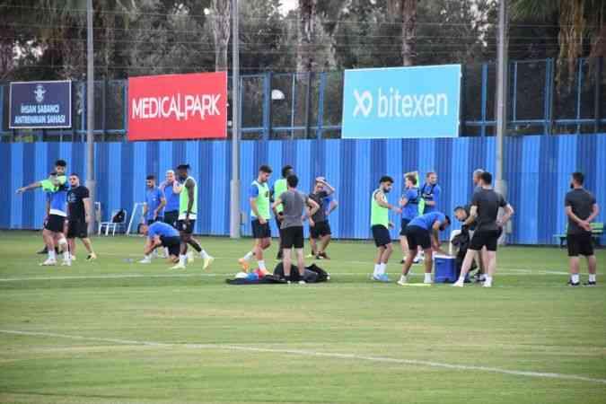 Adana Demirspor, Çaykur Rizespor maçı hazırlıklarına devam ediyor