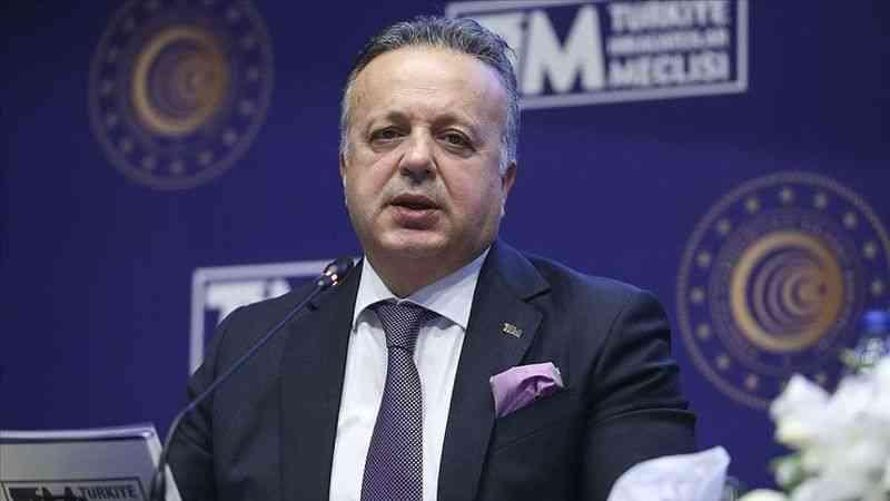 """TİM Başkanı Gülle: """"Yıl sonunda 211 milyar dolar ihracata ulaşacağız"""""""