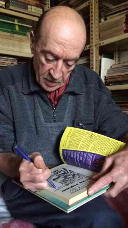 """""""Hızır Bey"""" romanının çizeri Talat Güreli hayatını kaybetti"""