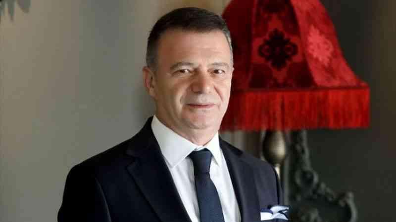 İstanbul Kuyumcular Odası (İKO) Başkanı Mustafa Atayık