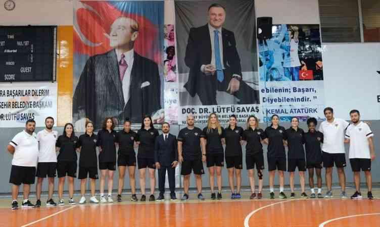 Hatayspor Kadın Basketbol Takımı, 12 oyuncuyu renklerine bağladı