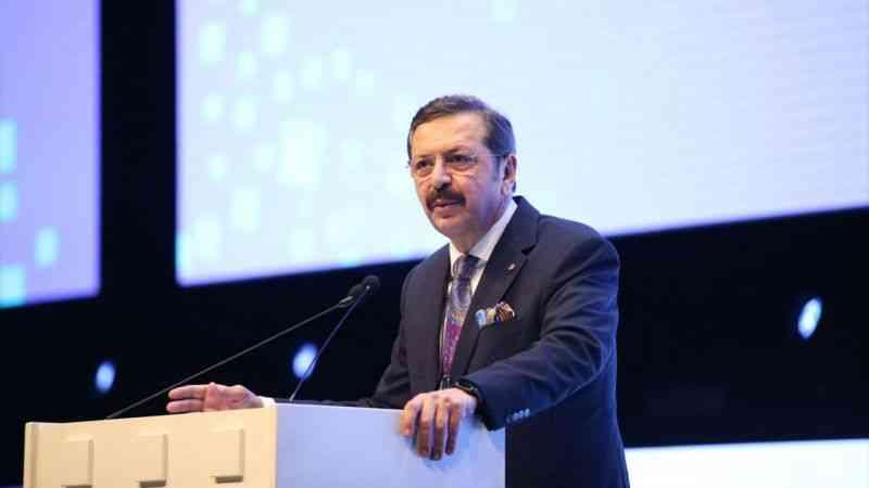 Türkiye Odalar ve Borsalar Birliği Başkanı Rifat Hisarcıklıoğlu