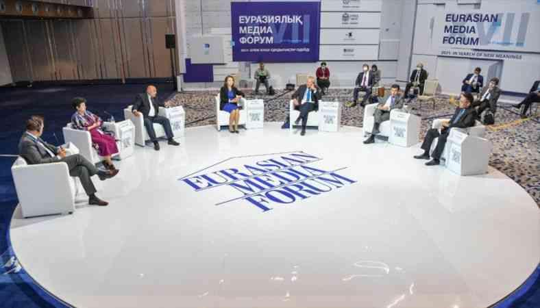Türk Dünyasının medya temsilcileri Kazakistan'da buluştu