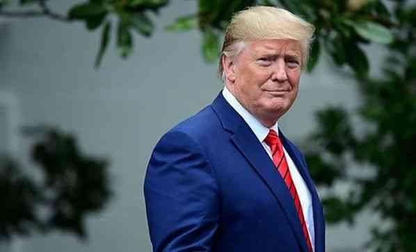 """Trump, Genelkurmay Başkanı'nın Çin'le yaptığı iddia edilen gizli görüşmeleri """"vatana ihanet"""" olarak niteledi"""
