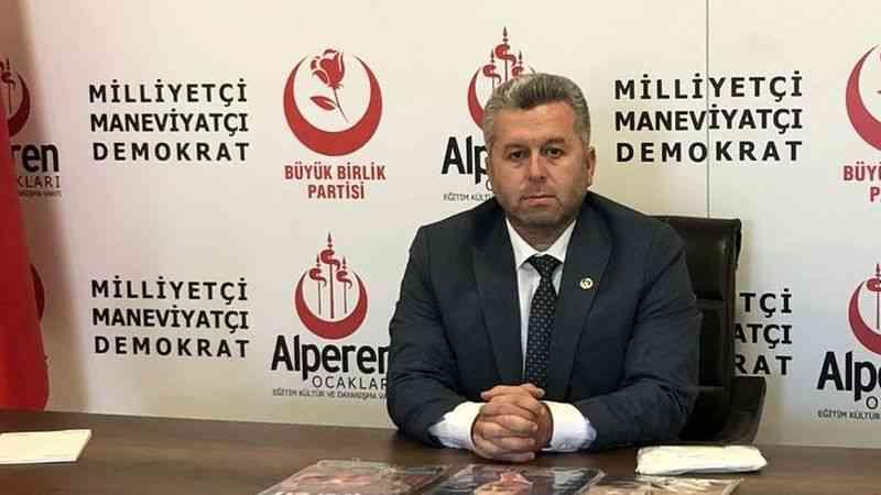 BBP'li Yardımcıoğlu: AK Parti'li Hamza Dağ Ne Konuştuğuna Dikkat Etsin