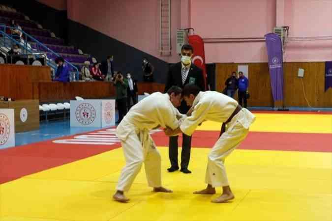 Türkiye Görme Engelliler Judo Şampiyonası Ordu'da sona erdi