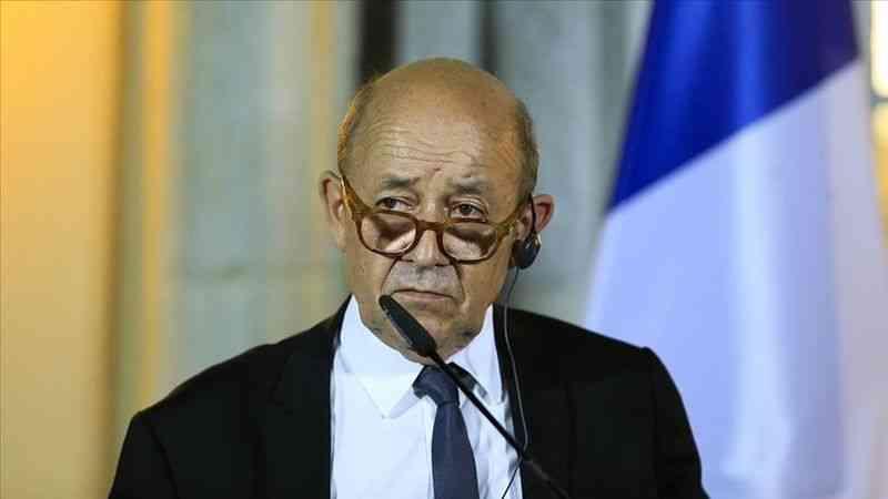 """Fransa Dışişleri Bakanı'ndan ABD ve Avustralya için """"eski ortak"""" nitelemesi"""