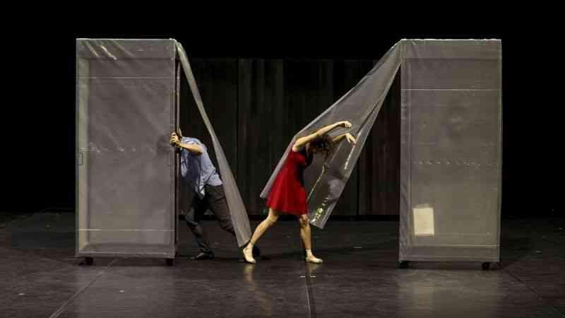 Devlet Opera ve Balesinde, yenilenen AKM'de ilk sahne heyecanı