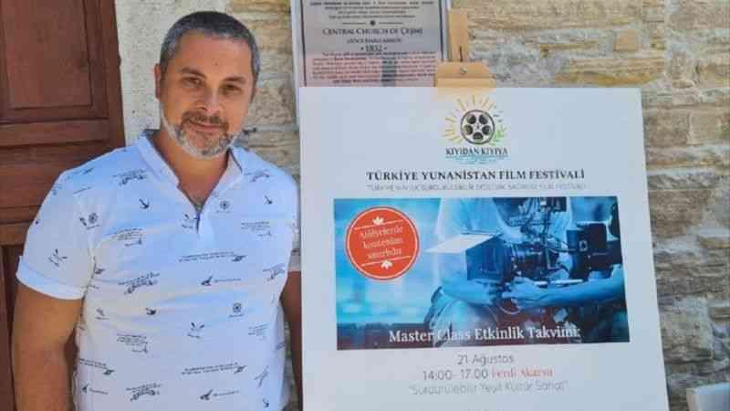 Yunan yönetmen Chrysovalantis Stamelos