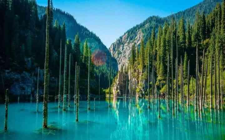 Kazakistan'ın Kölsay Gölleri, UNESCO Dünya Biyosfer Rezervleri Ağı'na dahil edildi