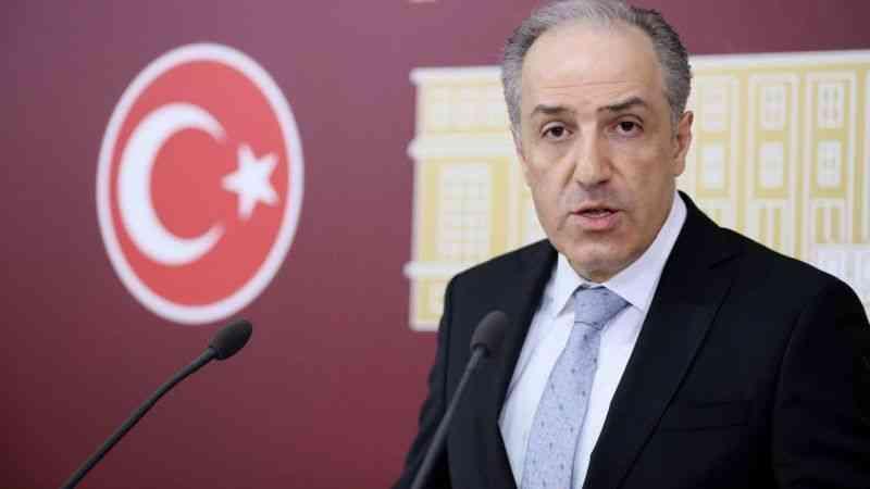 """DEVA Partili Yeneroğlu: """"Türkiye'nin acilen hukuka ve hukuk devleti ilkelerine dönmesi şart"""""""