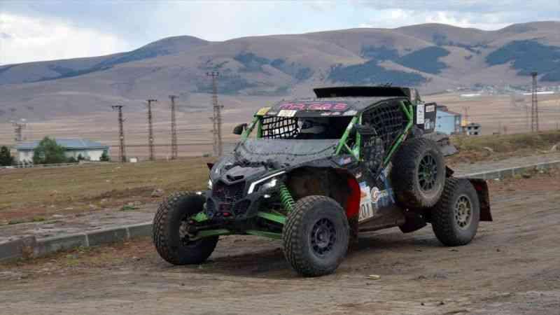 TransAnatolia Rally Raid'de sürücüler Sarıkamış'a ulaştı