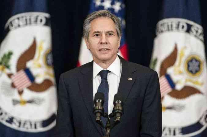 """ABD Dışişleri Bakanı Blinken, """"İbrahim Anlaşmaları""""nın yıl dönümünde muhataplarıyla görüştü"""