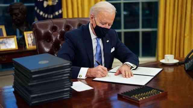 ABD Başkanı Biden, Tigray konusunda yaptırım öngören kararnameyi imzaladı