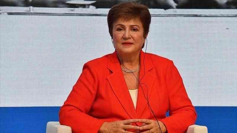 """IMF Başkanı Georgieva: """"Finansal istikrar için yatırım fonlarının dayanıklılığı artırılmalı"""""""