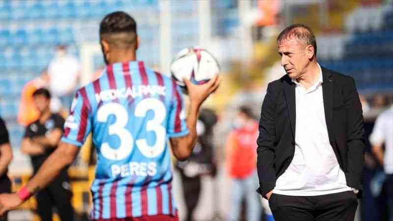 Trabzonspor, 3 puanı tek golle aldı