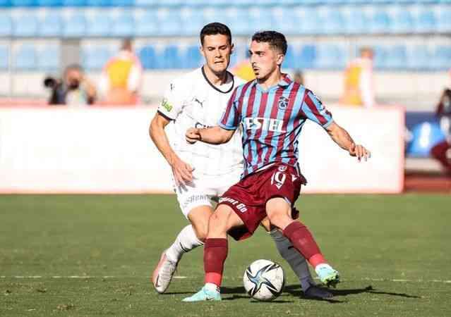 Cihat Arslan: ''İki takımın kulübe farkı ortaya çıktı. Trabzonspor'un hamle yeteneği fazlaydı''