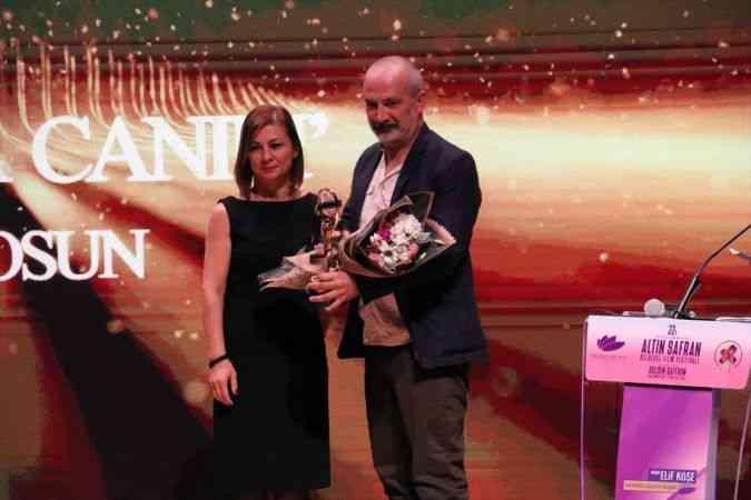 22. Uluslararası Altın Safran Belgesel Film Festivali'nde ödüller sahiplerini buldu