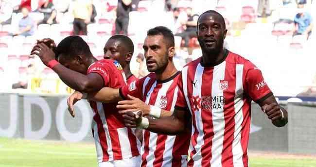 Sivasspor ligde 5 maçtır kazanamıyor