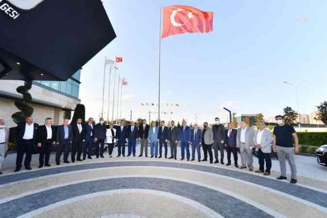 """MHP Genel Başkan Yardımcısı İsmail Özdemir: """"Ekmek ve emek mücadelesi vatan mücadelesidir"""""""