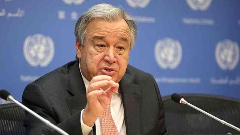 """BM Genel Sekreteri Guterres, Çin ve ABD'ye, """"yeni bir soğuk savaştan kaçınmaları"""" çağrısı yaptı"""