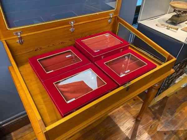 Sınırda dalgalanan bayraklar, DEÜ Bayrakbilim ve Türk Bayrakları Müzesinde sergilenecek
