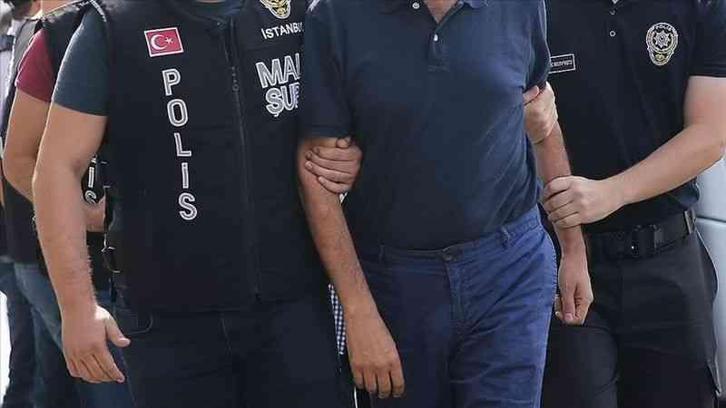 İstanbul merkezli 3 ildeki FETÖ operasyonunda 15 şüpheli gözaltına alındı