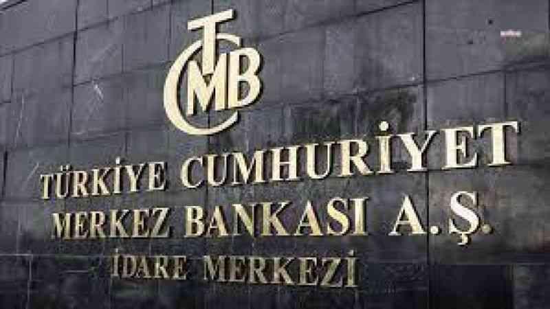 Merkez Bankası, politika faizini 1 puan indirdi