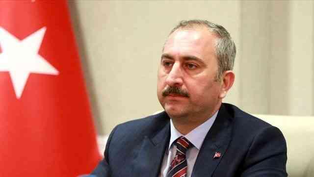 Adalet Bakanı Gül, AYM kararlarının etkili şekilde uygulanmasına yönelik projenin açılışında konuştu