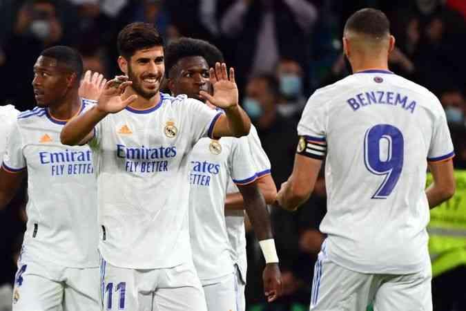 Real Madrid, Mallorca'yı 6-1 yendi