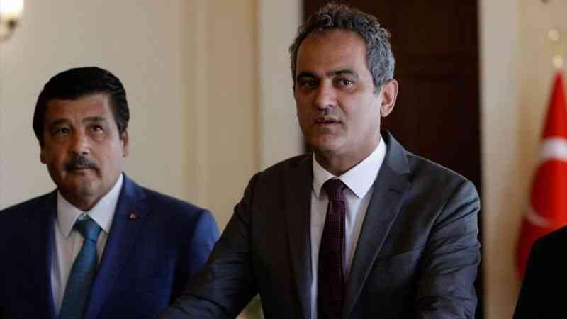 Milli Eğitim Bakanı Özer: ''Şu anda eğitim sistemimiz içerisinde 1,2 milyon öğretmenimiz hizmet vermekte''